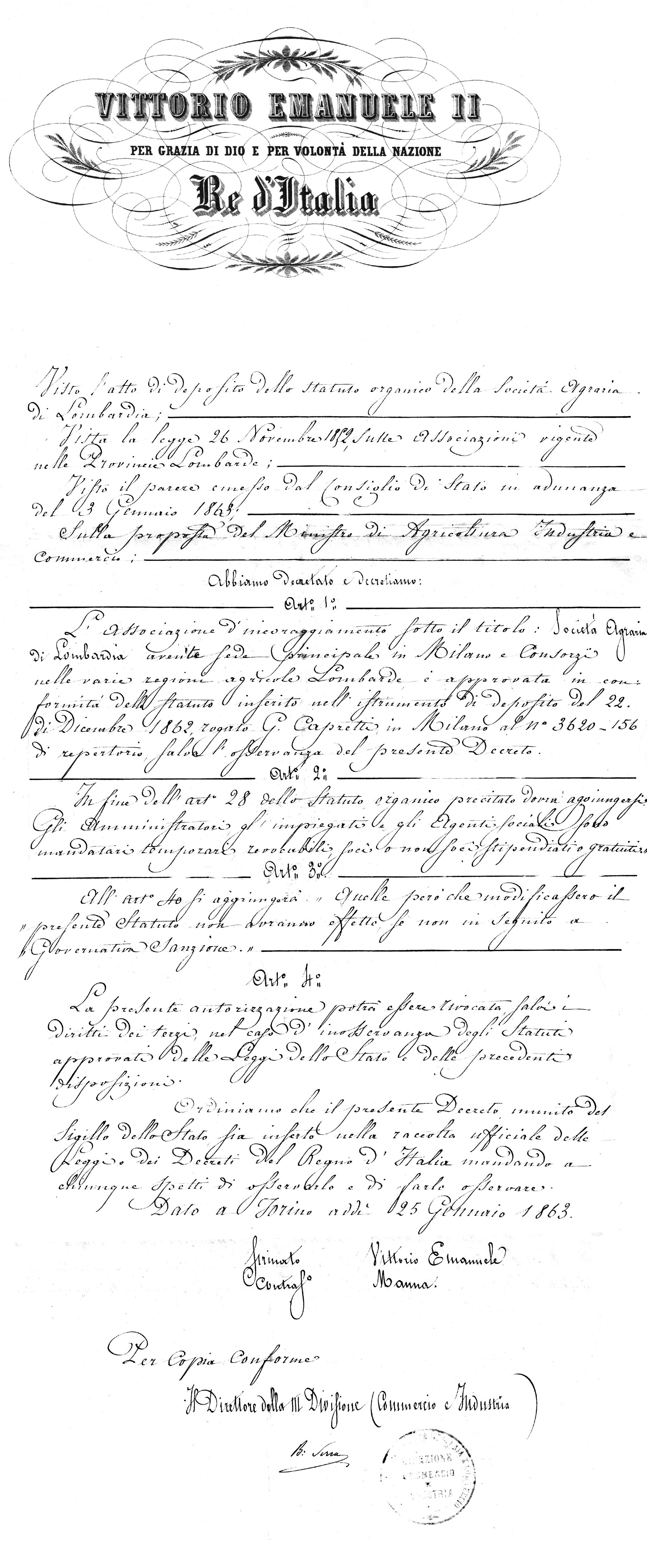 Decreto 1863