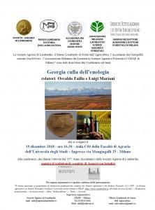 Conferenza 19 dicembre